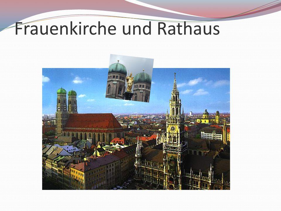 Frauenkirche und Rathaus
