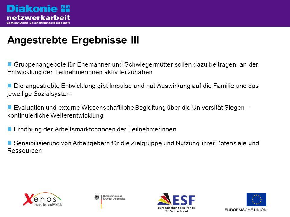 Strategische Partner ARGE Siegen - Wittgenstein Diakonisches Werk im Kirchenkreis Siegen e.V.