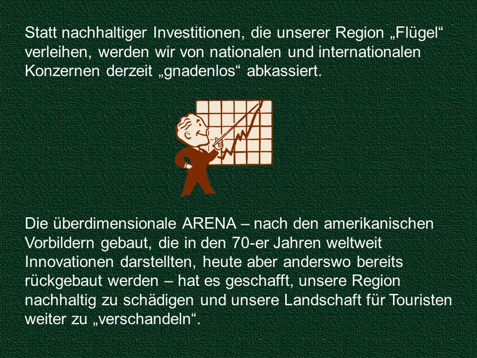 """Unsere Gegenwart: """"Banges Hoffen ...."""