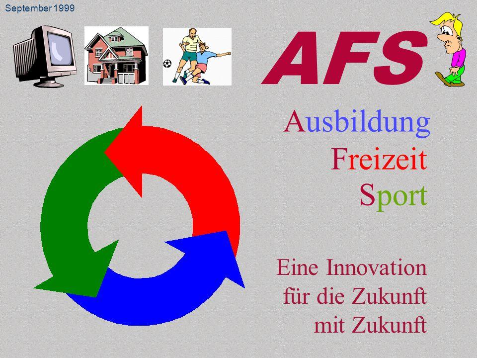 AFS - Steinbrunn Bestehende Anlage Wippel September 1999