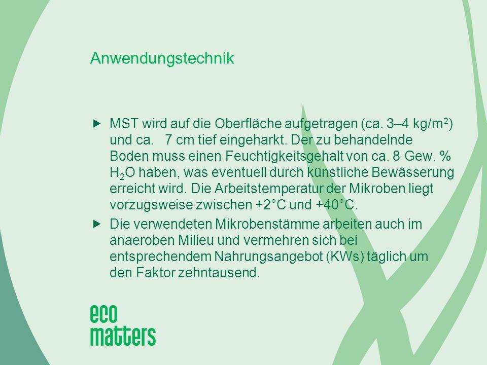 Fallbeispiele  Großtanklager Niederlande