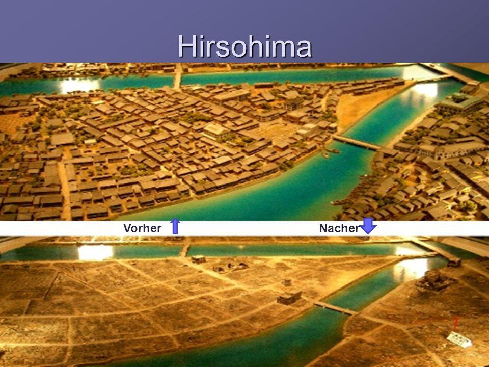 Hirsohima VorherNacher