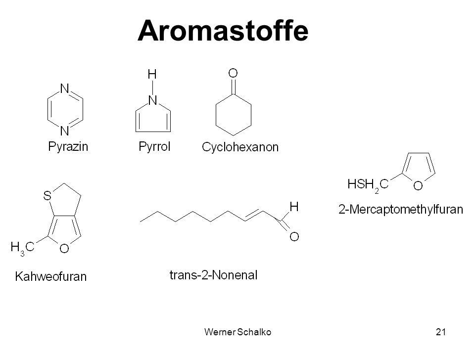 Werner Schalko21 Aromastoffe