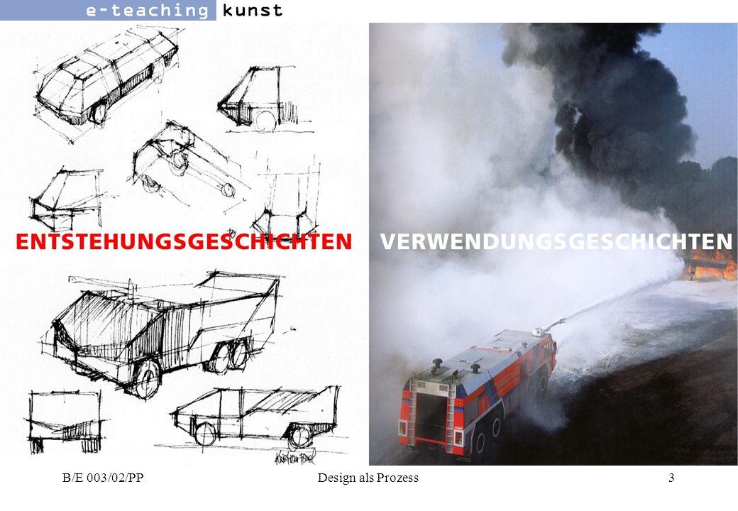B/E 003/02/PPDesign als Prozess24 1966 Die Fa.