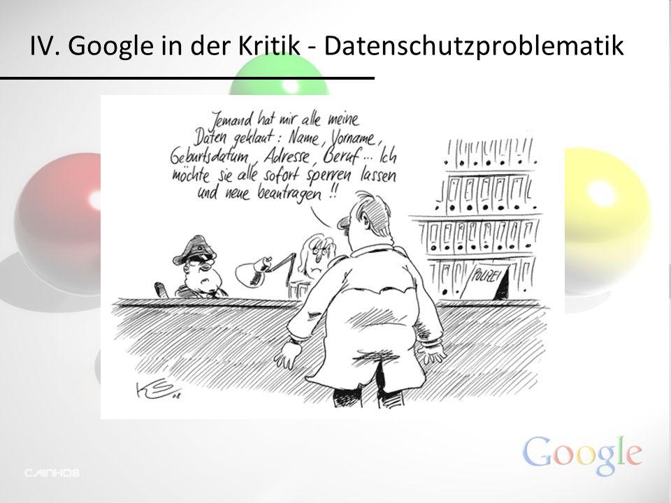 IV. Neuheiten / Zukunft / geplante Projekte Google Handy - Nexus One