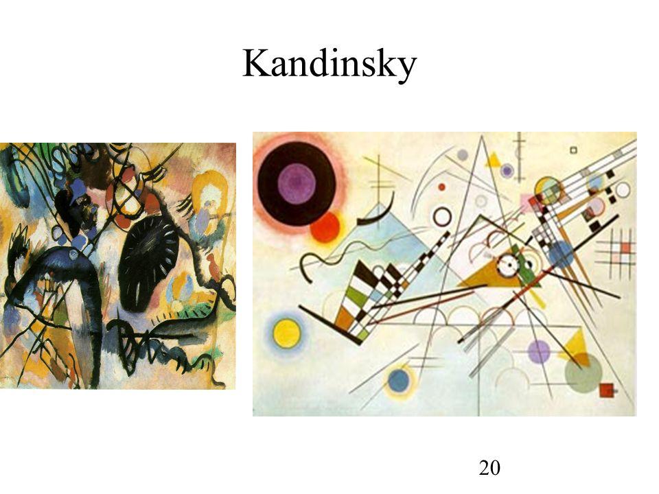 21 Paul Klee Auch Paul Klee war ein Maler.Er analysierte die Farben und ihre Beziehung zueinander.