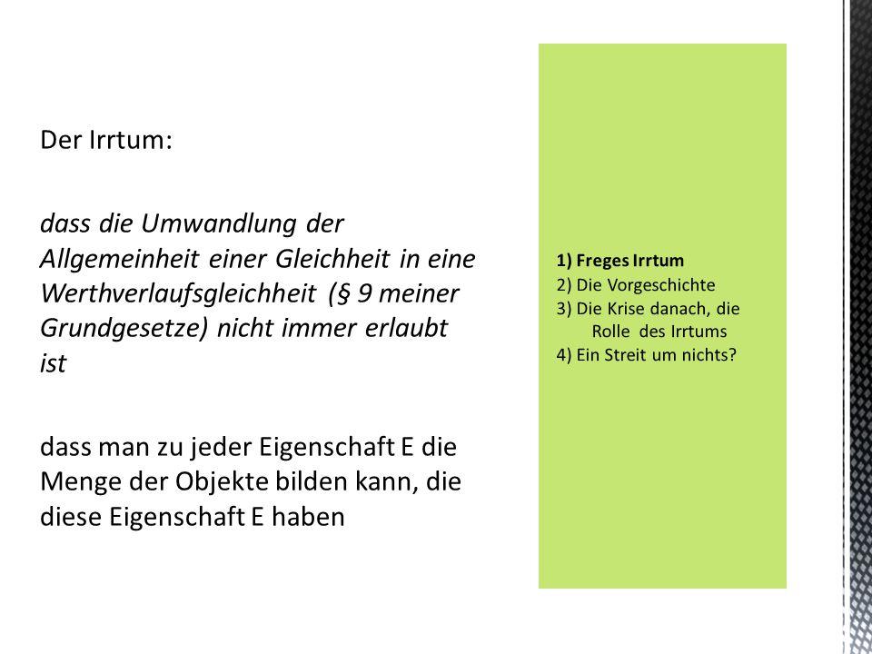 Der Intuitionismus/ Konstruktivismus Luitzen Brouwer, Hermann Weyl, Arend Heyting, Paul Lorenzen -Der Satz vom ausgeschlossenen Dritten wird nicht uneingeschränkt akzeptiert -Reine Existenzbehauptungen, ohne Konstruktion des Objekts werden nicht akzeptiert Nachteil: grundlegende und bedeutende Sätze der Mathematik gelten nicht