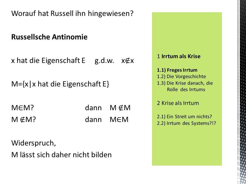 Auf einer wissenschaftsphilosophischen Tagung in Königsberg 1930 sprechen Rudolf Carnap über den Logizismus, Arend Heyting über den Intuitionismus und Johann von Neumann über den Formalismus – und zwar sehr versöhnlich.