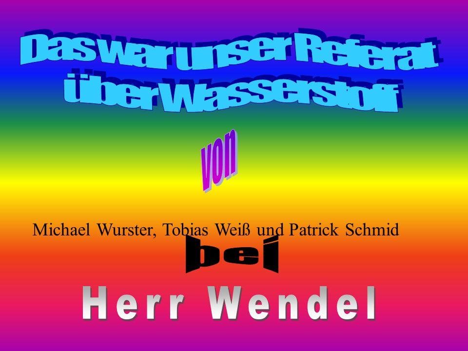 Michael Wurster, Tobias Weiß und Patrick Schmid