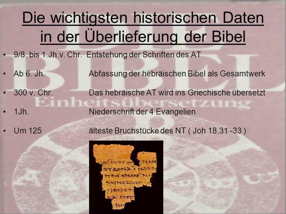 Beispiele für Inschriften (3) Die Römer haben uns ebenfalls viele Inschriften hinterlassen.