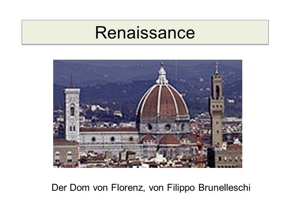 Perspektive in der Renaissance Kunst