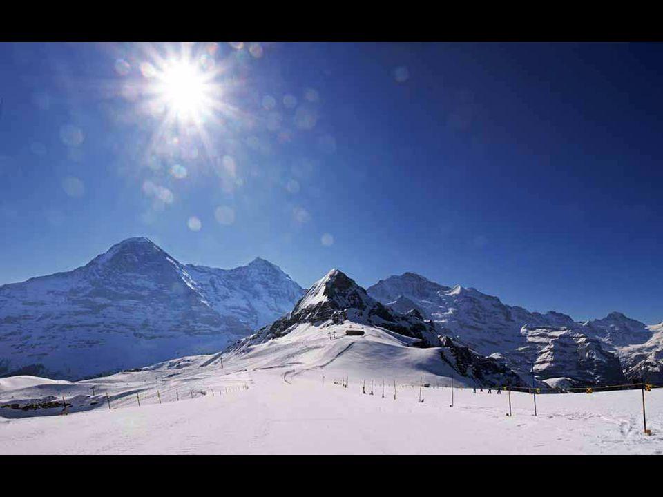 Eiger – Männlichen – Mönch - Silberhorn