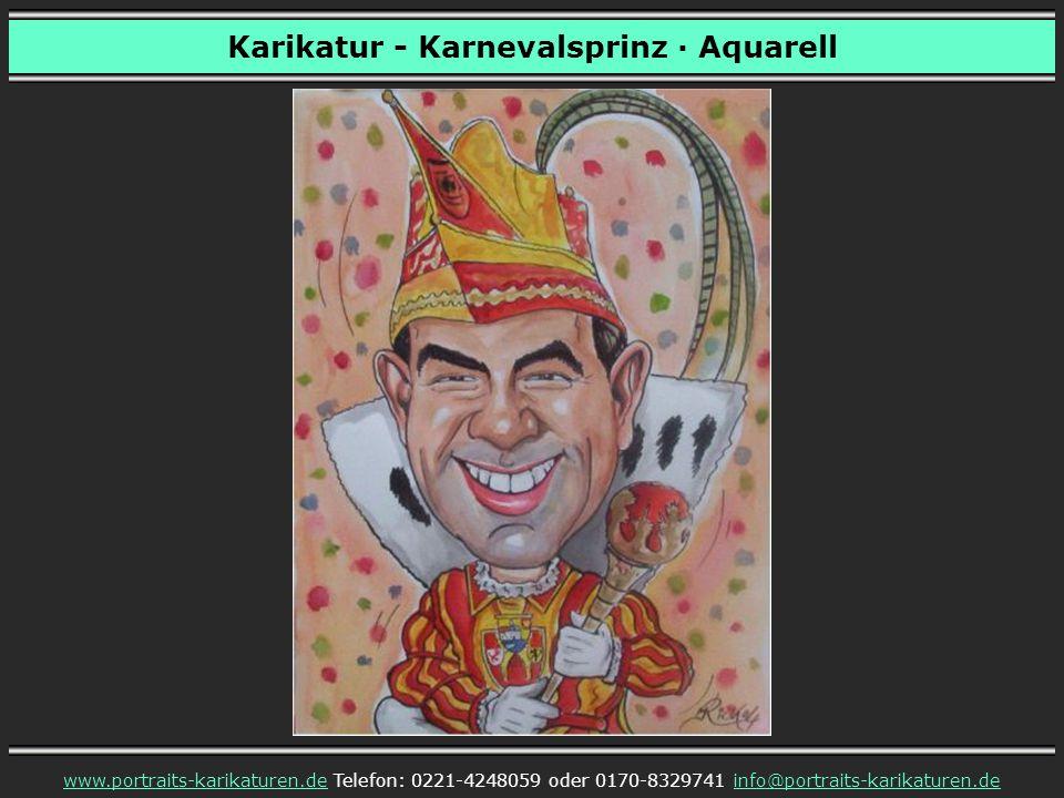 Karikatur - Karnevalsdreigestirn · Aquarell www.portraits-karikaturen.dewww.portraits-karikaturen.de Telefon: 0221-4248059 oder 0170-8329741 info@portraits-karikaturen.deinfo@portraits-karikaturen.de