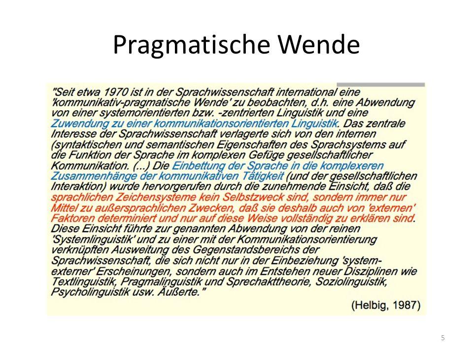 Pragmatische Wende 5