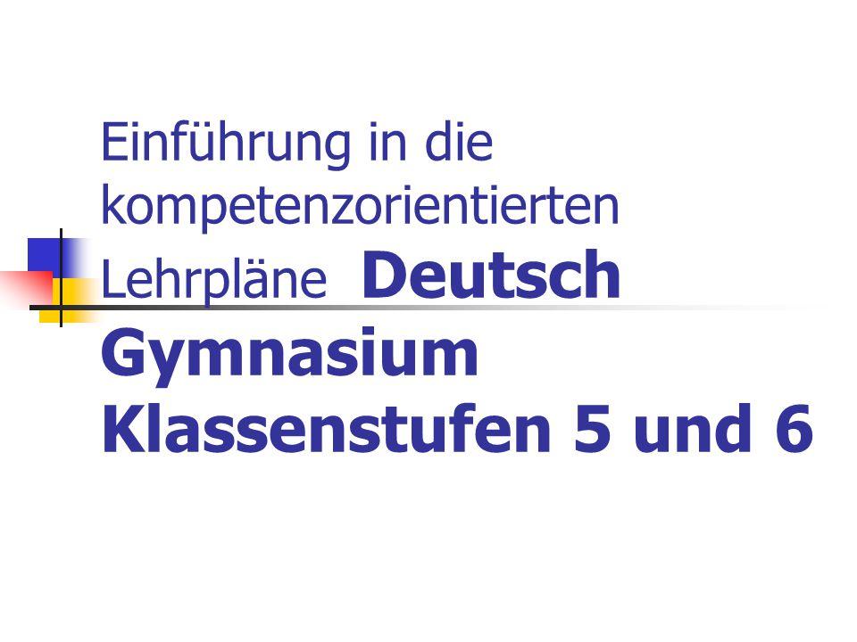 Ablauf Teil I: Vorgaben und zentrale Begriffe Teil II: Vorstellung der vier Kompetenz- bereiche Teil III: Workshop und Diskussion