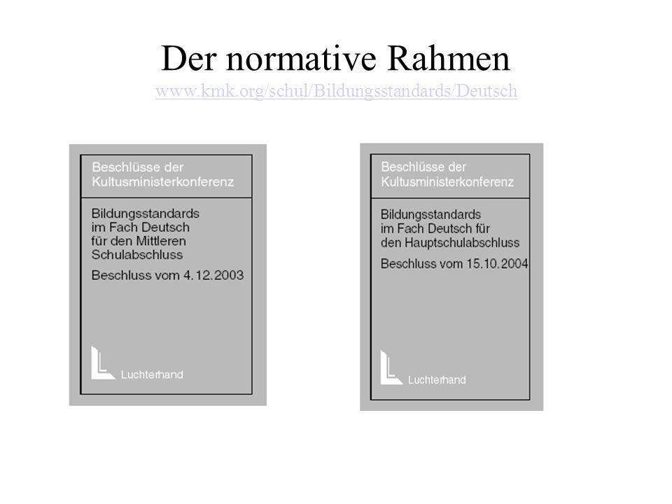 Weitere Bezüge Bezug zur Fachdidaktik Bezug zu traditionellen Lerninhalten des Faches Deutsch allgemein (bisherige Lehrpläne)  Kontinuität und Diskontinuität