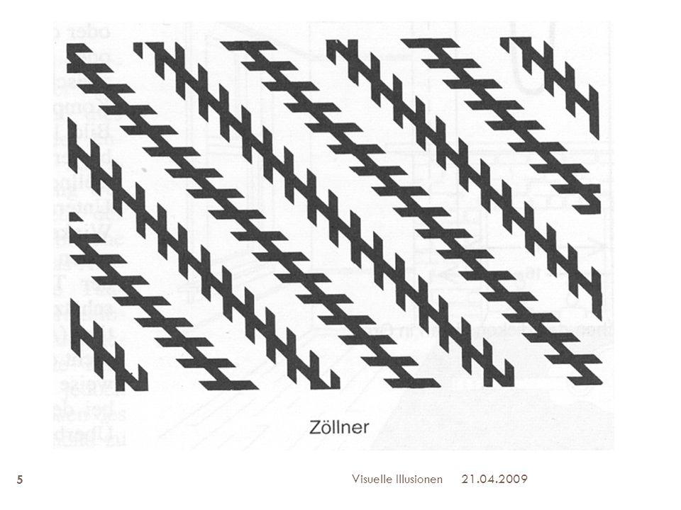 21.04.2009Visuelle Illusionen 5