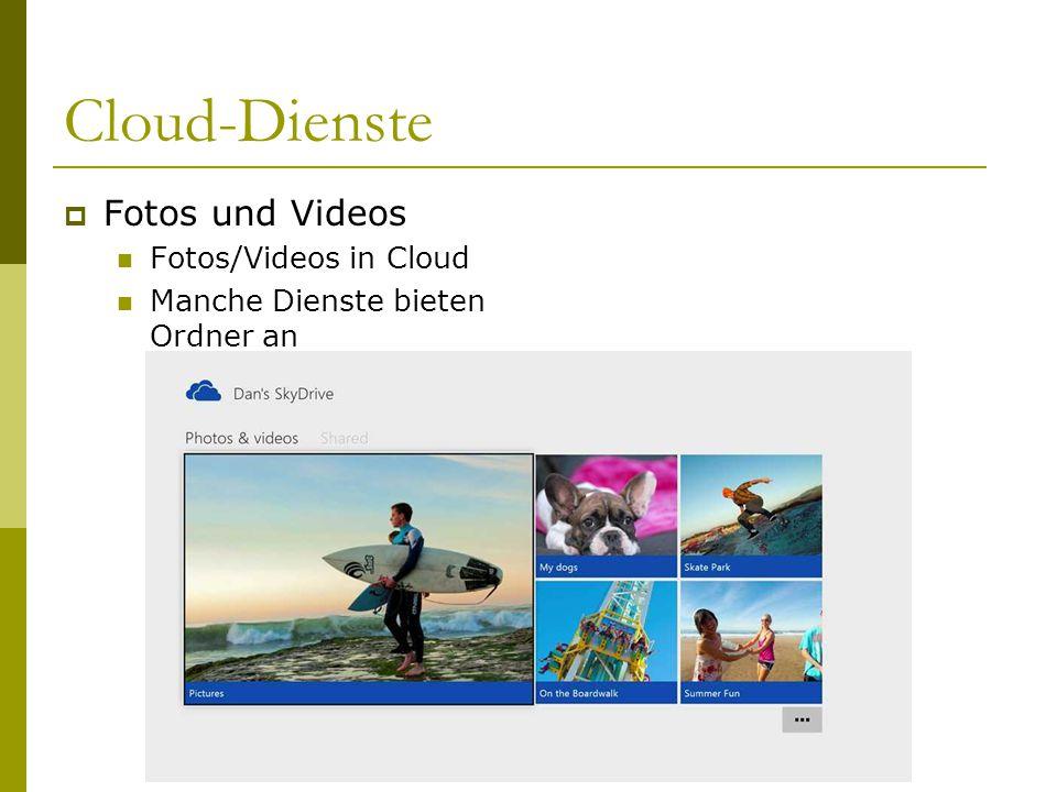 Was benötige ich für Cloud Computing.