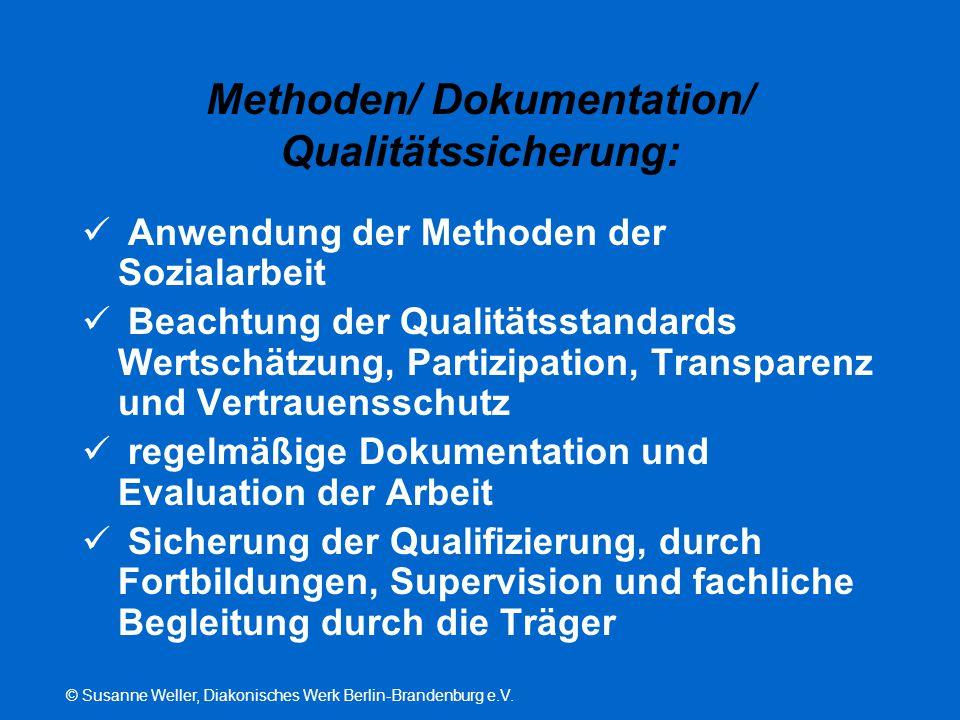 © Susanne Weller, Diakonisches Werk Berlin-Brandenburg e.V. Methoden/ Dokumentation/ Qualitätssicherung: Anwendung der Methoden der Sozialarbeit Beach