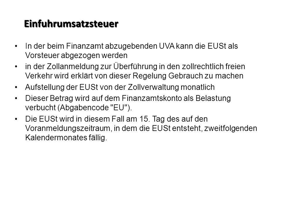 Beispiel: Ein KFZ-Händler erwirbt einen Gebrauchtwagen um 2.400 €. Er veräußert diesen um 3.000 €. Bemessungsgrundlage ist die Differenz zwischen dem