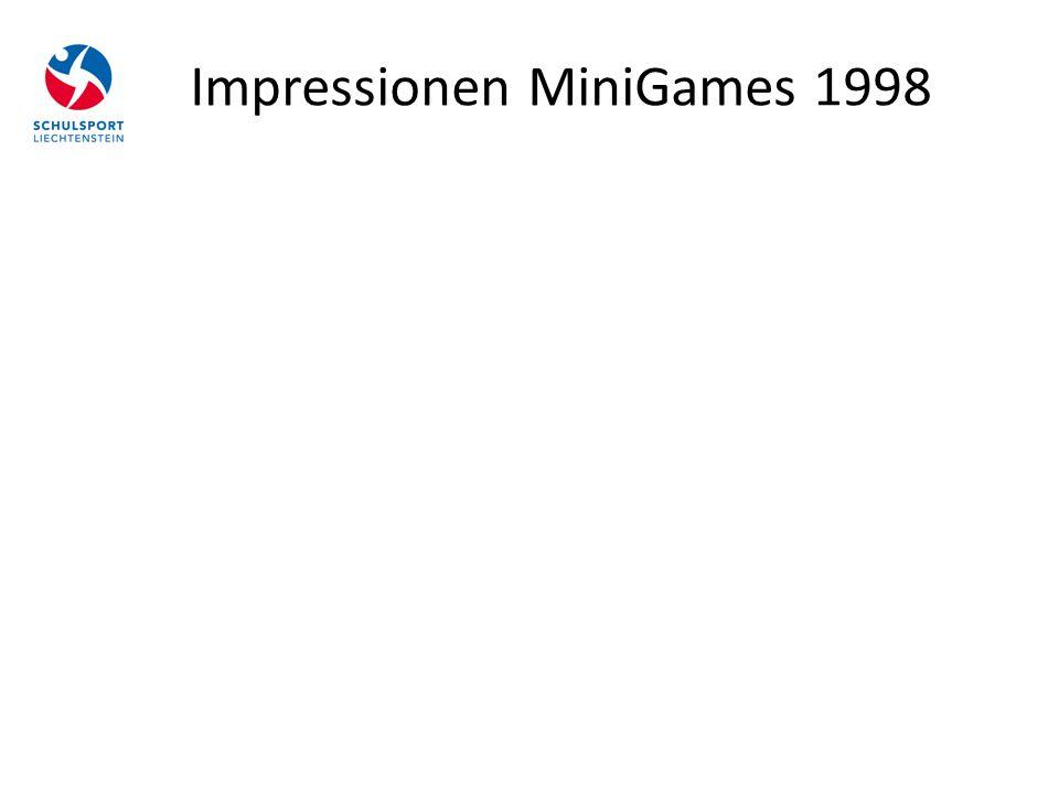 Impressionen MiniGames 1998