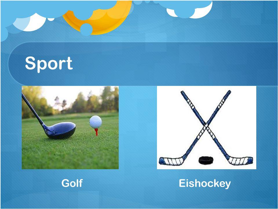 Sport GolfEishockey