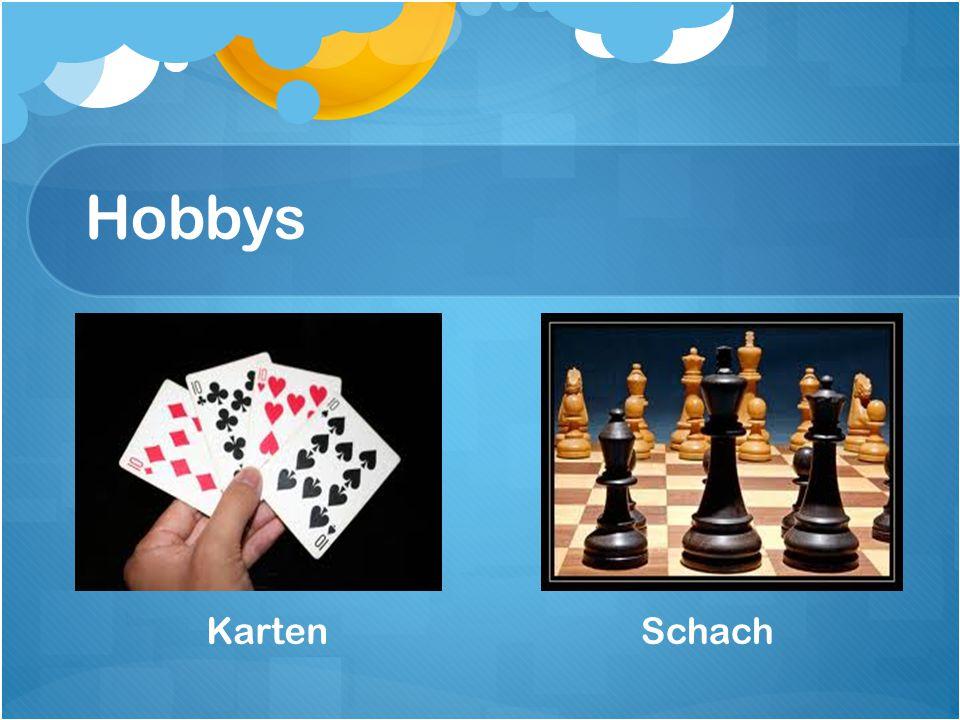 Hobbys SchachKarten