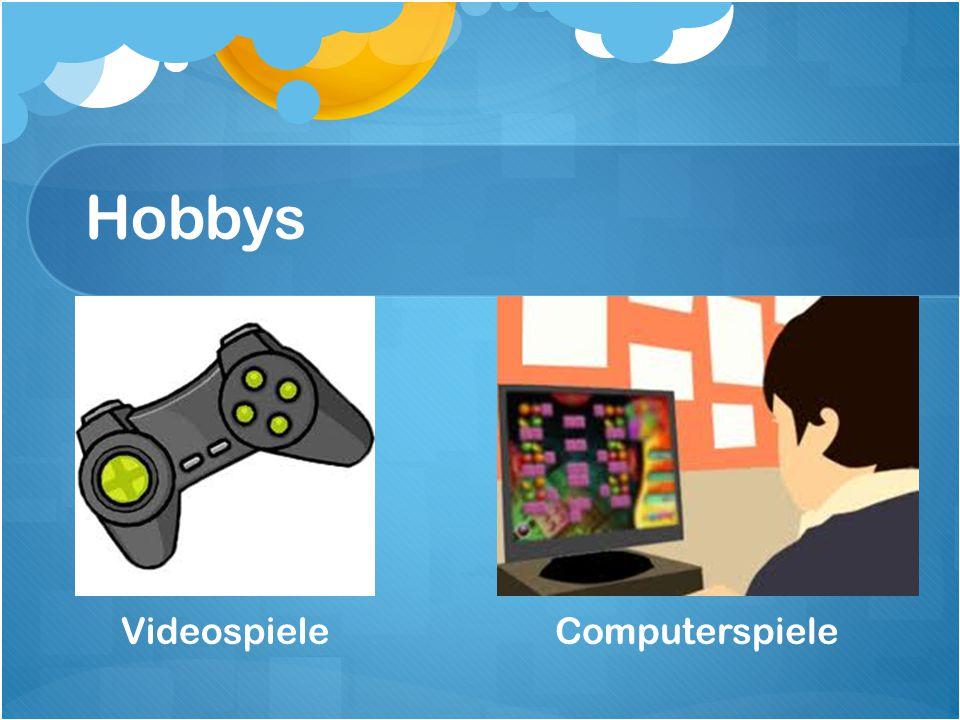 Hobbys ComputerspieleVideospiele