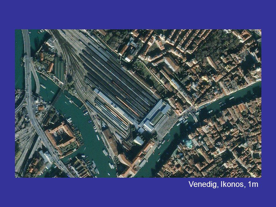 Venedig, Ikonos, 1m