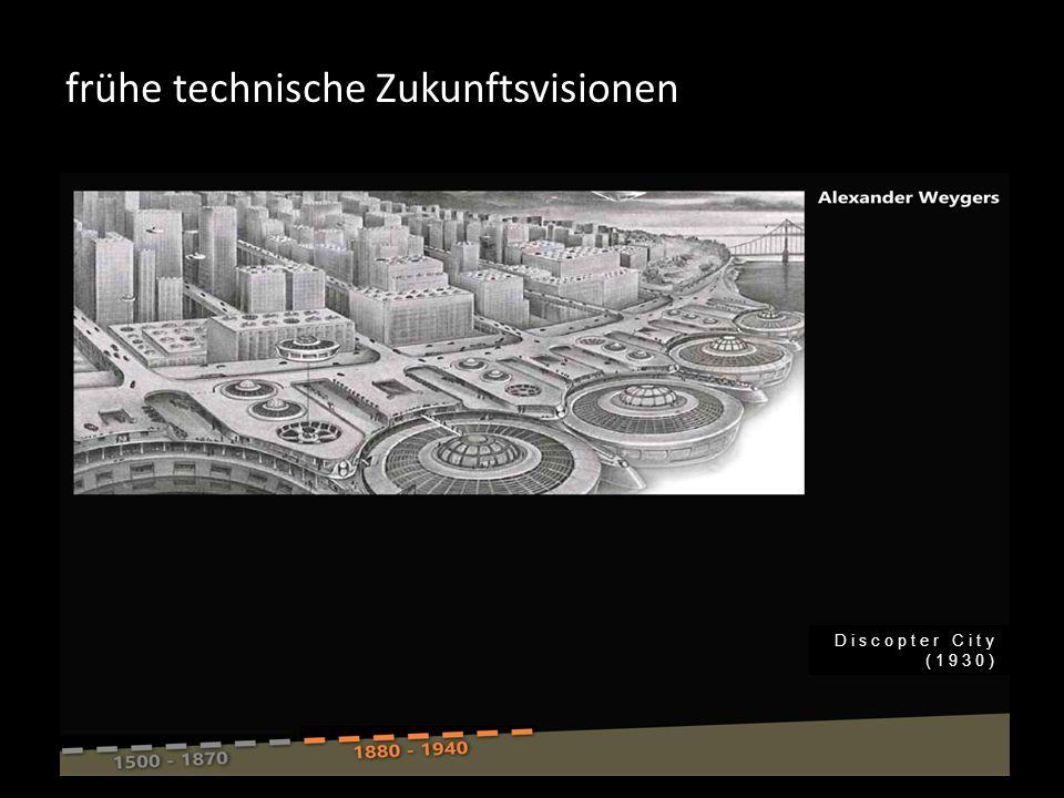 heutige technische Zukunftsvisionen Architekten: Shimizu Corporation – Green Float project - Zentrum dieser Seerosenblätter sind Türme, Höhe: 1000 m und Durchmesser: 1000 m.