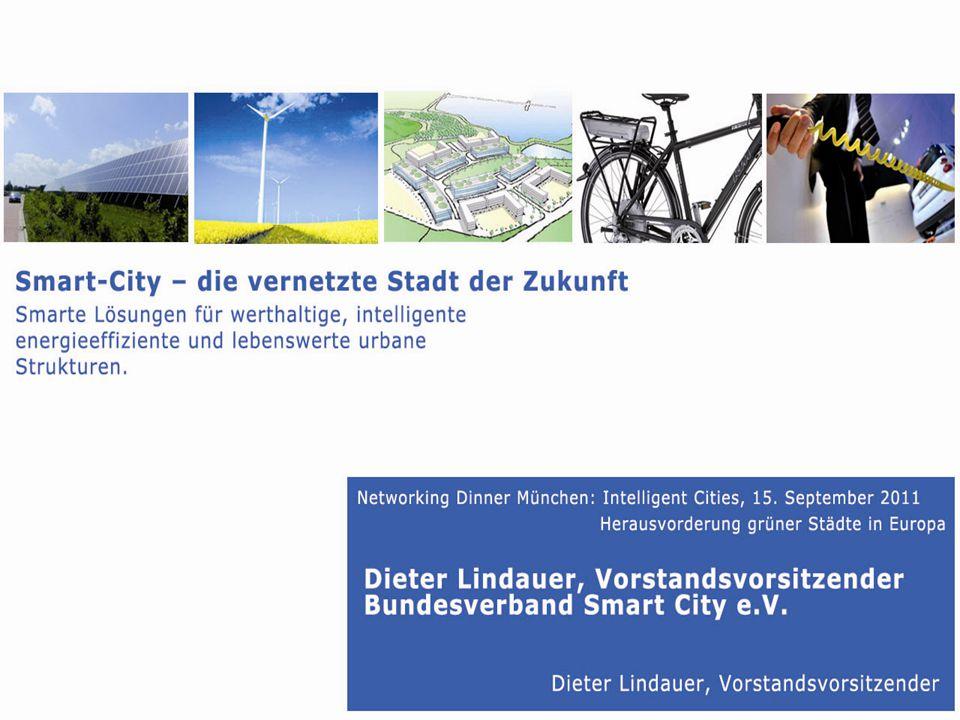 Agenda 2 1.Vorstellung des Referenten 2. Vorstellung des Bundesverbandes Smart City e.V.