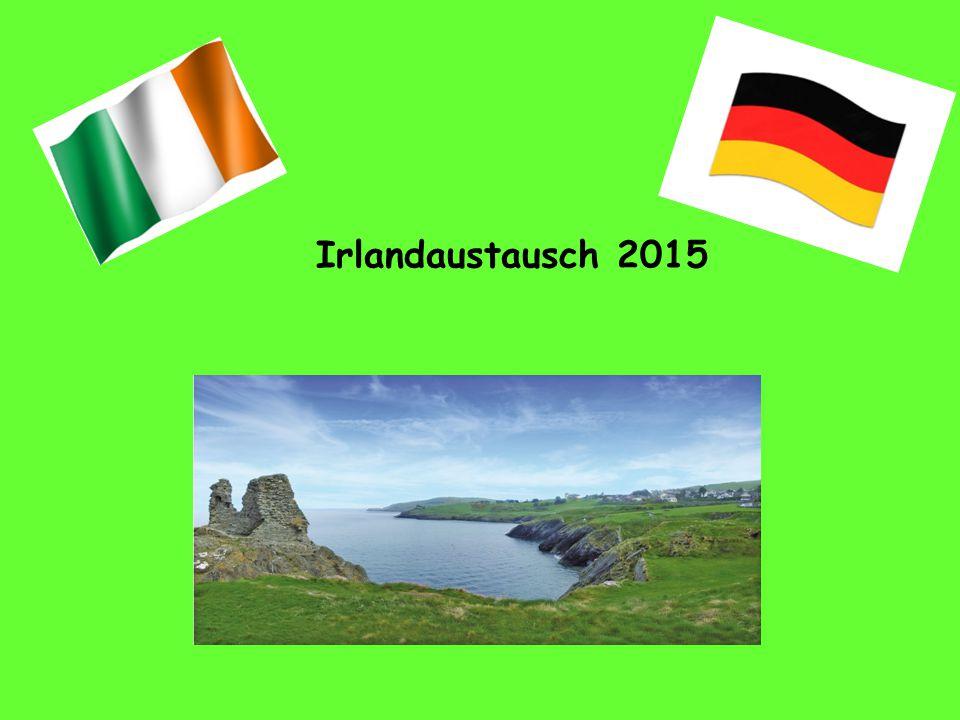 Irlandaustausch 2015