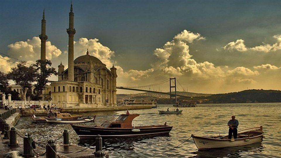 50 Jahre früher ging es etwas weniger spektakulär in der Festung in Asien, im vierzehnten Jahrhundert von Sultan Bayezid I zu.