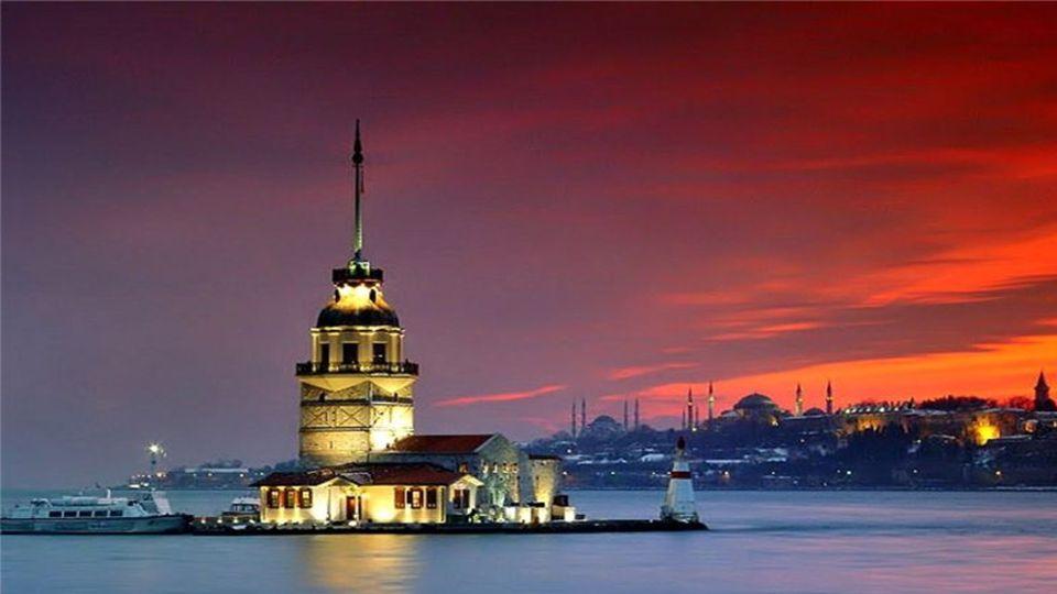 Die 2. Brücke über den Bosporus, wurde 1988 gebaut, um die Ehemalige zu entlasten