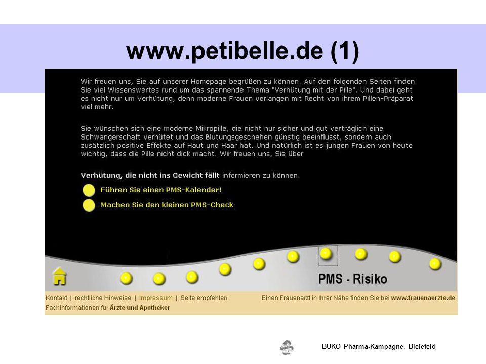 www.valette.de BUKO Pharma-Kampagne, Bielefeld www.petibelle.de (1)