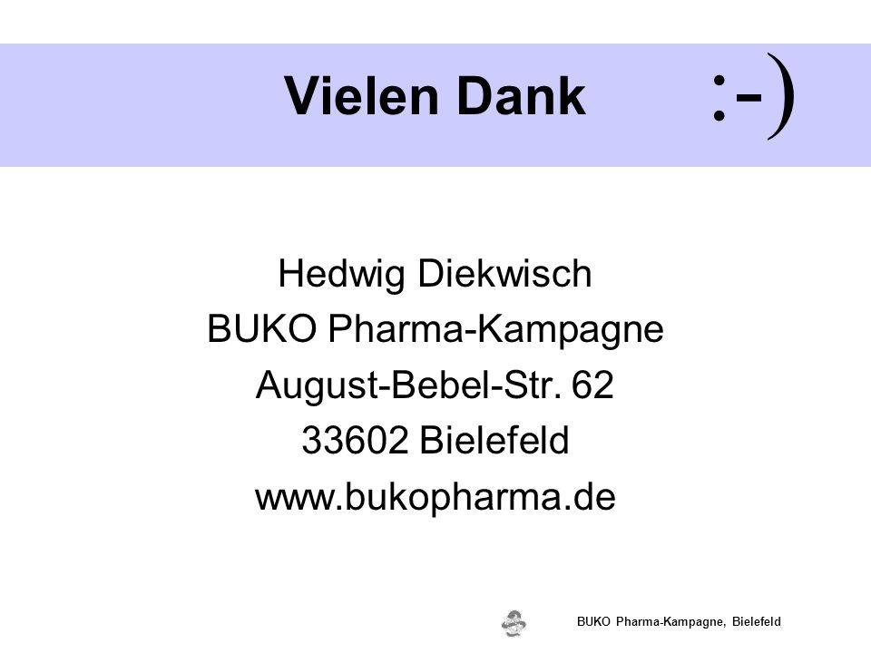 www.valette.de BUKO Pharma-Kampagne, Bielefeld Vielen Dank Hedwig Diekwisch BUKO Pharma-Kampagne August-Bebel-Str. 62 33602 Bielefeld www.bukopharma.d