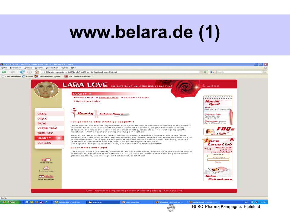 www.valette.de BUKO Pharma-Kampagne, Bielefeld www.belara.de (1)