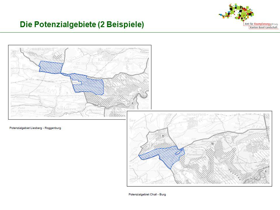 /KP/Hb Die Potenzialgebiete (2 Beispiele)