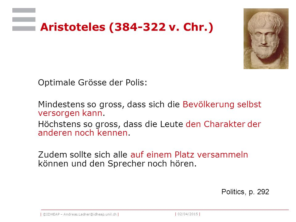 | ©IDHEAP – Andreas.Ladner@idheap.unil.ch | | 02/04/2015 | Multilevelanalyse Individualdaten: Wahlbereitschaft Lokale Wahlen (2)