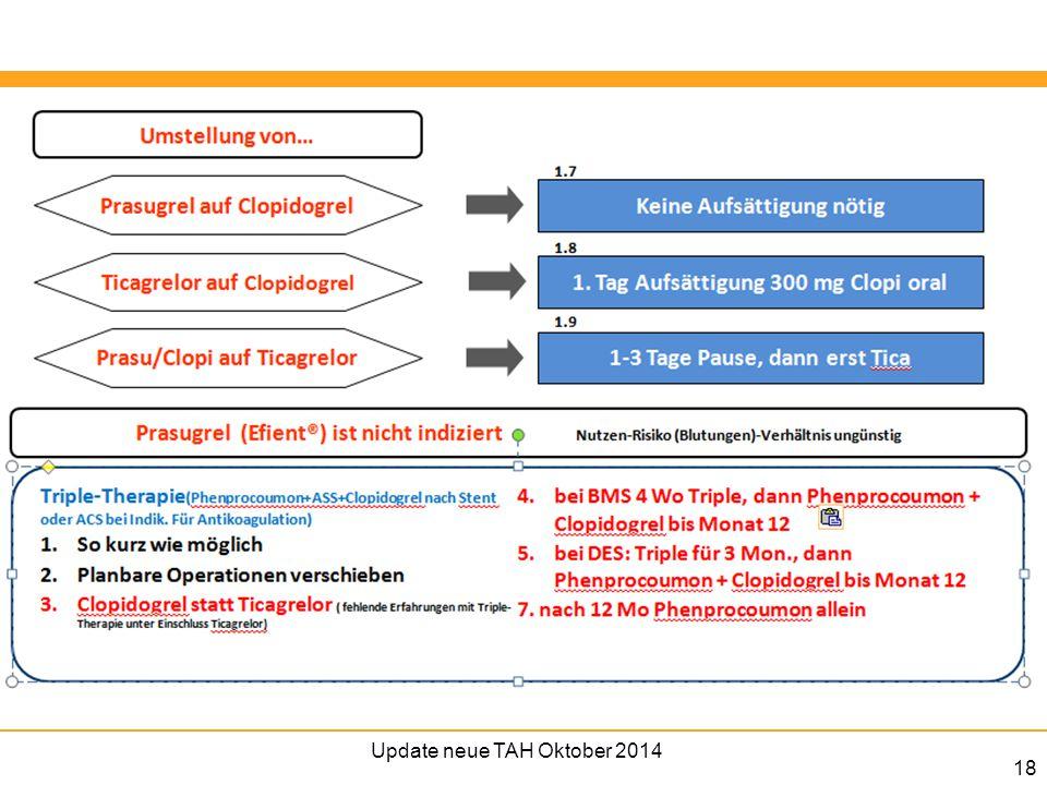 18 Update neue TAH Oktober 2014