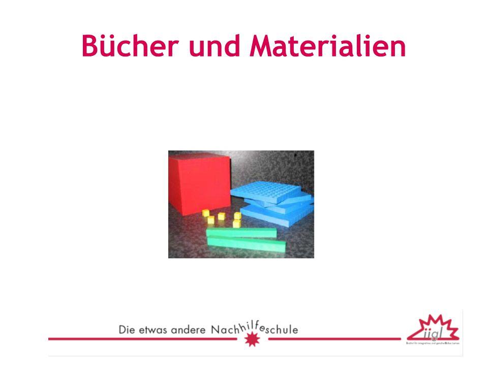 Bücher und Materialien