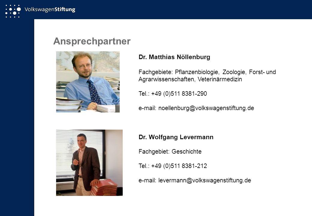 Ansprechpartner Dr. Matthias Nöllenburg Fachgebiete: Pflanzenbiologie, Zoologie, Forst- und Agrarwissenschaften, Veterinärmedizin Tel.: +49 (0)511 838