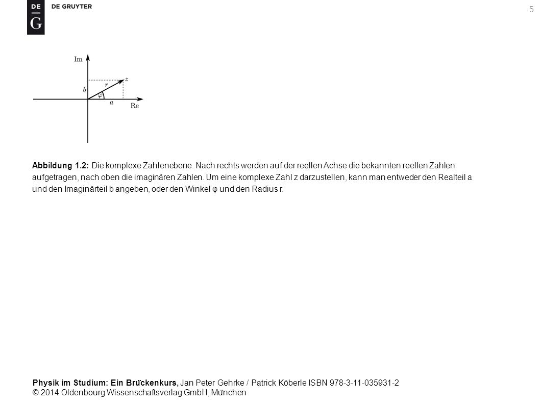 Physik im Studium: Ein Bru ̈ ckenkurs, Jan Peter Gehrke / Patrick Köberle ISBN 978-3-11-035931-2 © 2014 Oldenbourg Wissenschaftsverlag GmbH, Mu ̈ nchen 6 Abbildung 2.1: Eine Bahnkurve in der Ebene.