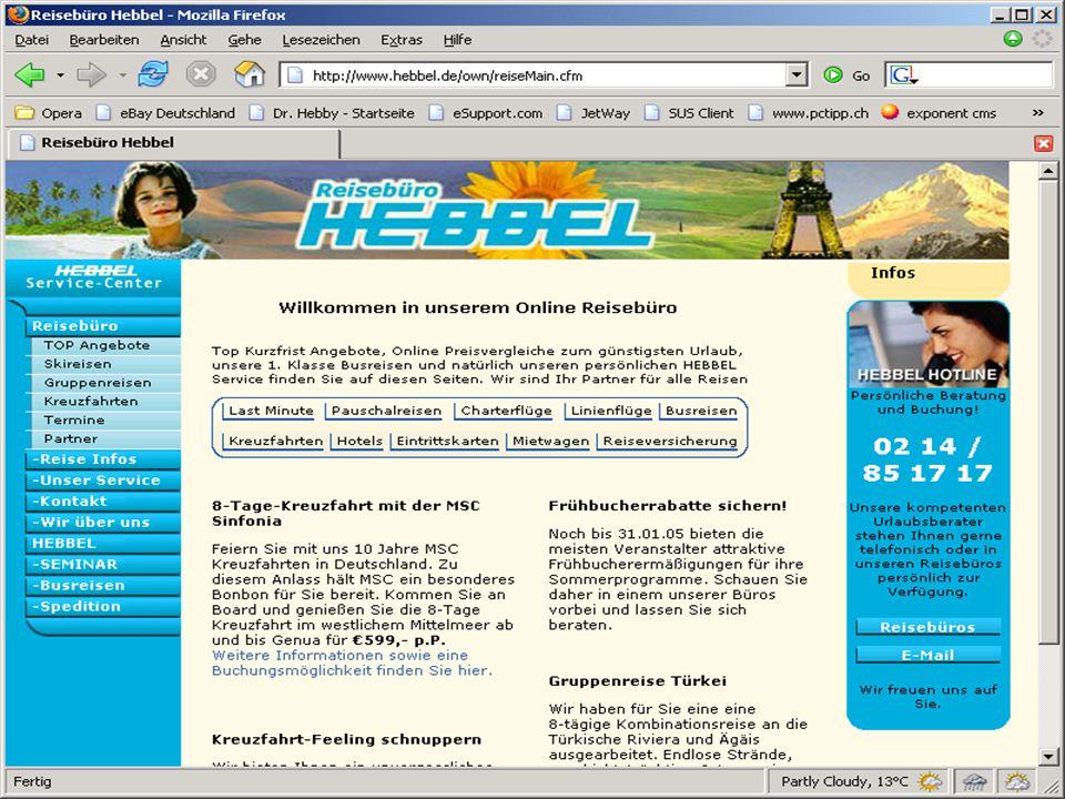 Startseite – IBE's