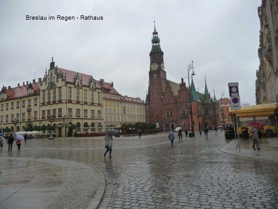 Breslau - Alte Fleischbänke