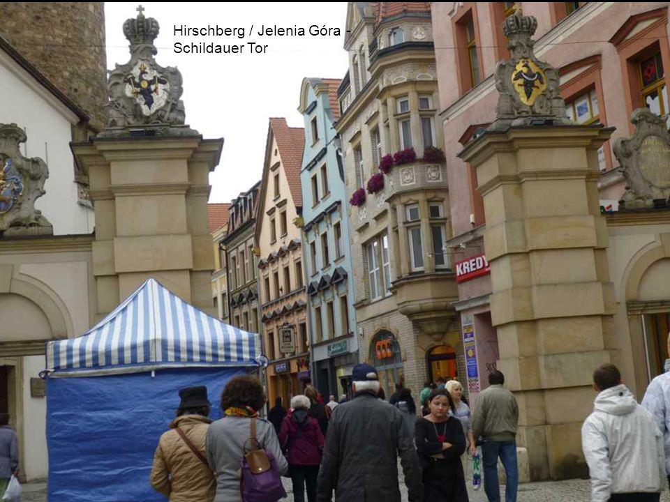 Hirschberg / Jelenia Góra - Gnadenkirche