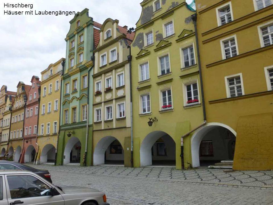 Hirschberg / Jelenia Góra - Schildauer Tor