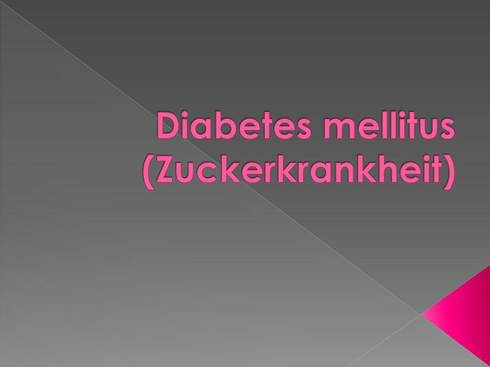 " Mangel am Hormon Insulin  Zellen werden durch Antikörper zerstört  Kindes- und Jugendalter  ""juveniler Diabetes"
