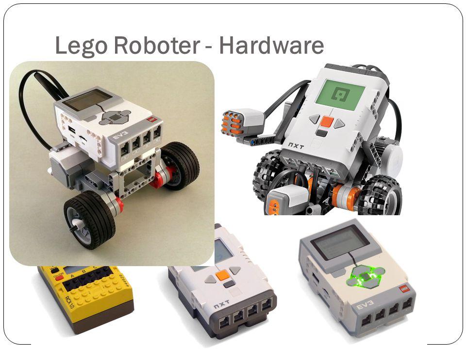 Lego Roboter - Hardware