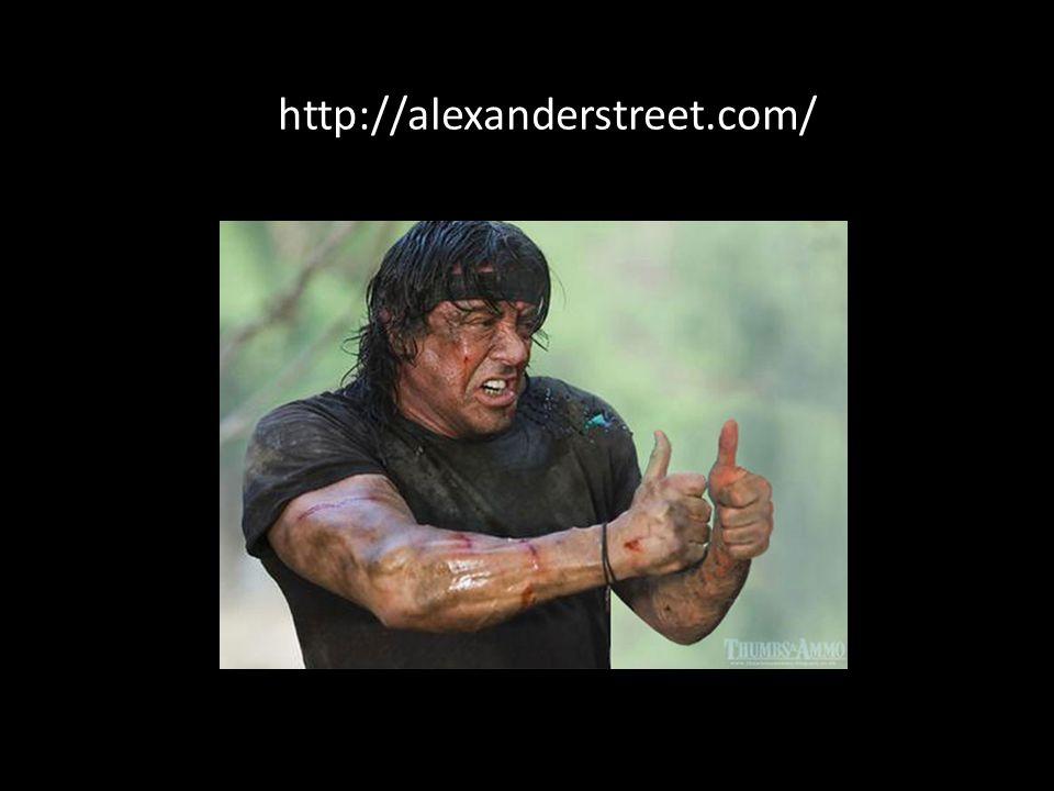 http://alexanderstreet.com/